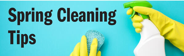 jjc joliet junior college spring cleaning tips