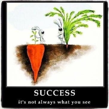 success is not always what you see  joliet junior college jjc 10 motivators