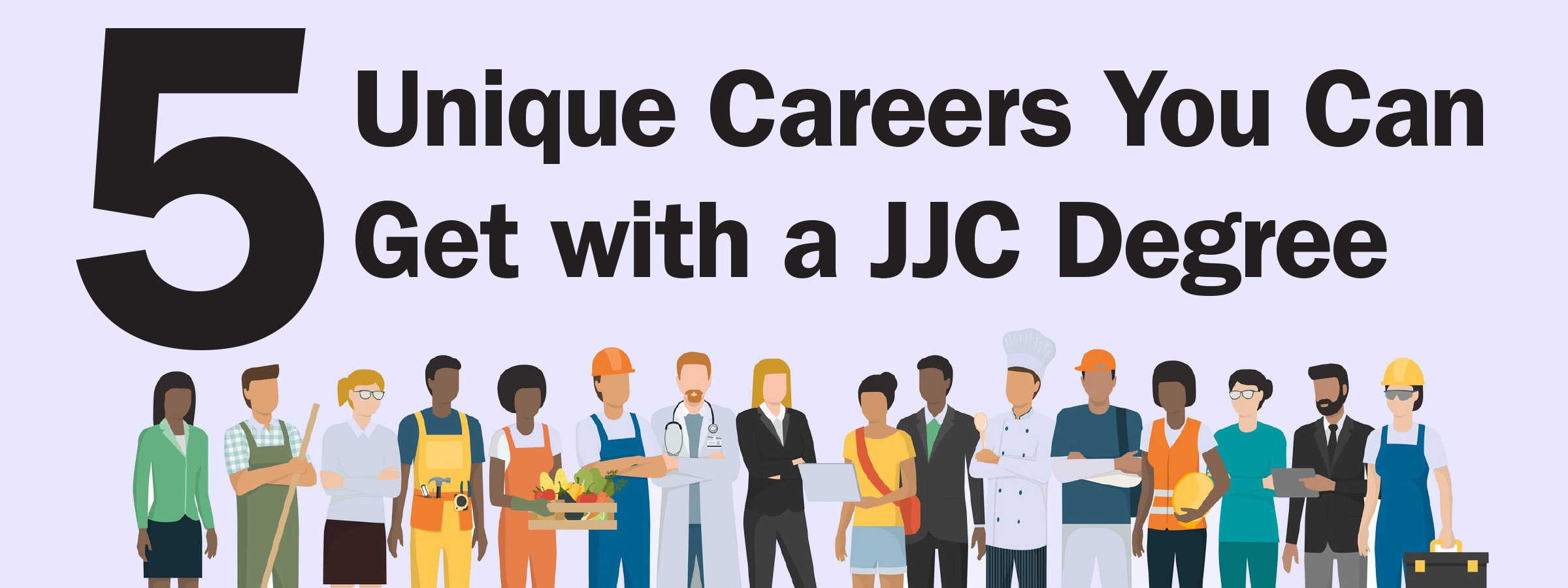 joliet junior college 5 unique careers you can get with a jjc degree