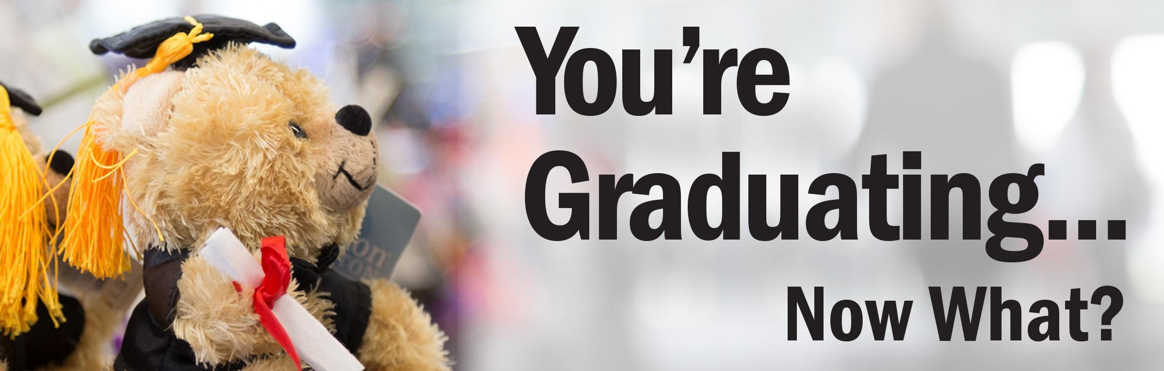 youre graduating ban