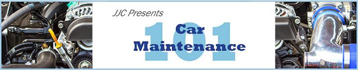 JJC car maintenance