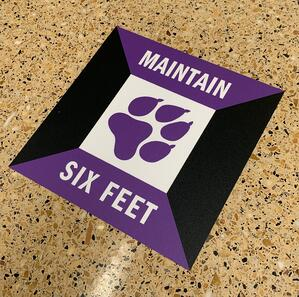 Distance markers - blog