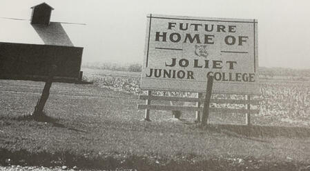 Future Home of JJC Sign