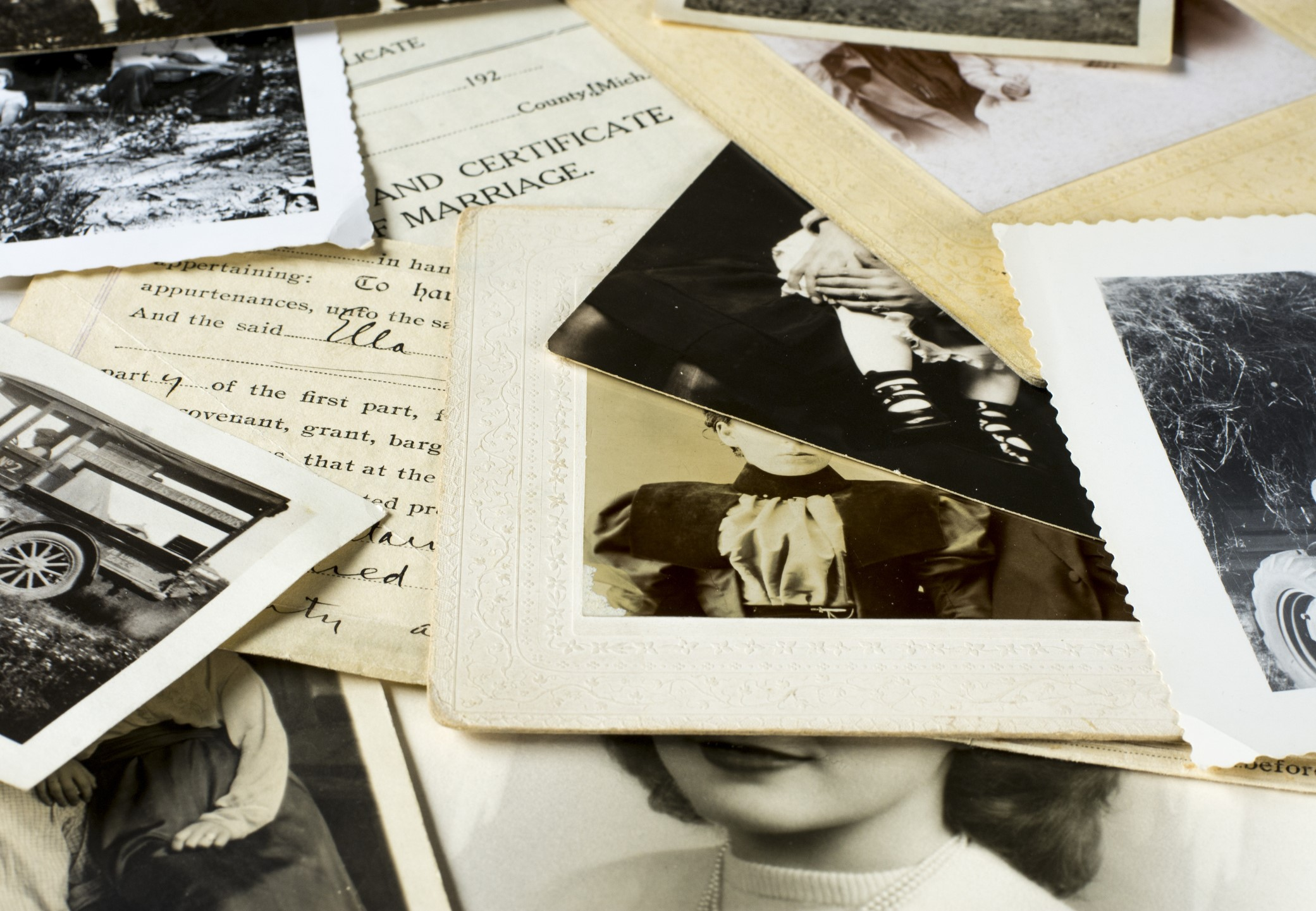 GettyImages - Ancestry