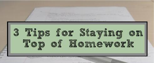 JJC homework tips