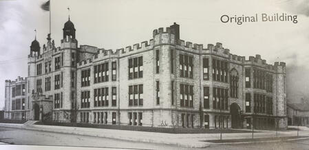 JTHS Building