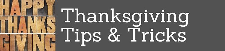 Thanksgiving Tips JJC