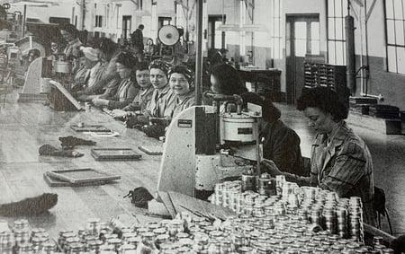 WWII Ammunition Plant