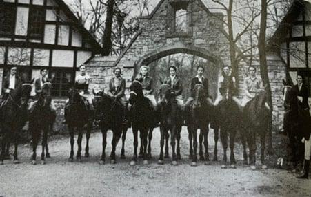 Womens Horseback Riding