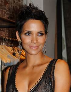 Halle Berry community college