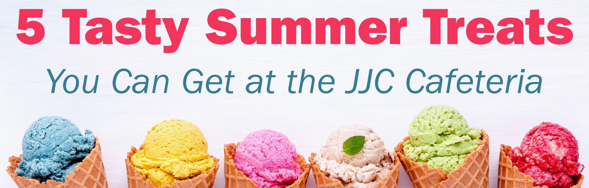 tasty summer treats